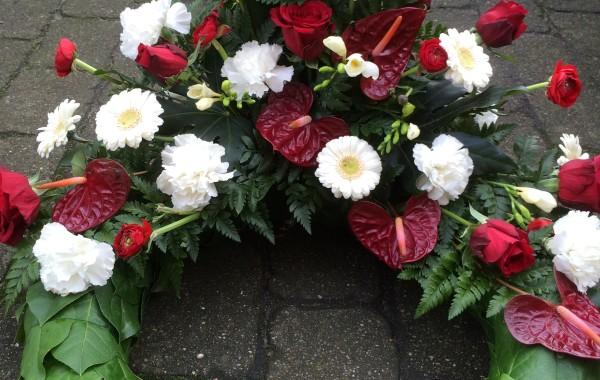 Vorup Blomster Krans